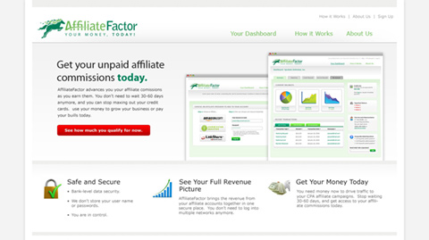 Affiliate Factor Website