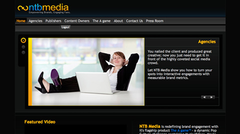 NTB Media Website