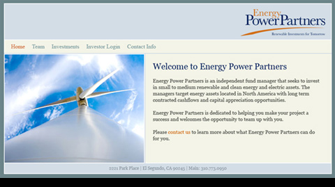 Energy Power Partners